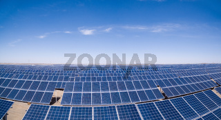 solar power plants in gobi