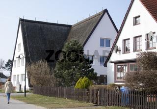 Inselort Vitte, Insel Hiddensee, Ostdeutschland, Ostsee