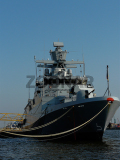 War ship Fregatte