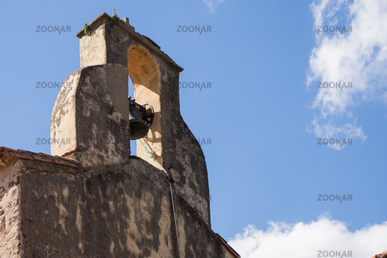 Tower with bell