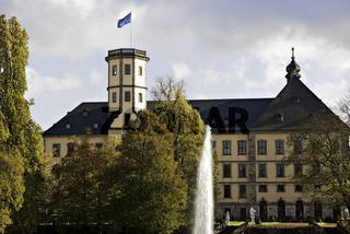 Fulda Castle with Fountain