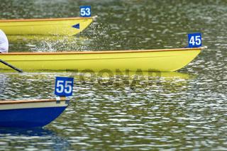 Ruderbootrennen