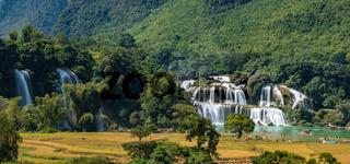 Ban Gioc Waterfall - Detian waterfal
