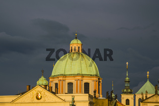 Kuppel St. Niklas