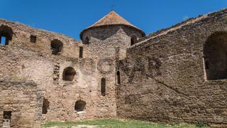 Akkerman Fortress near Odessa city in Ukraine