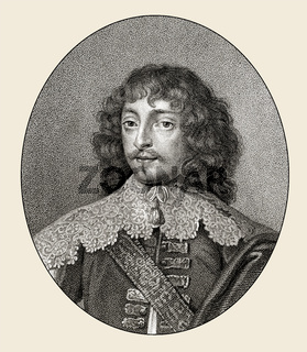 William Villiers, 2nd Viscount Grandison