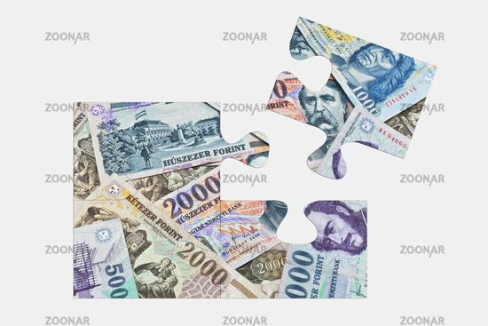 Ungarische Forint   Hungarian forint
