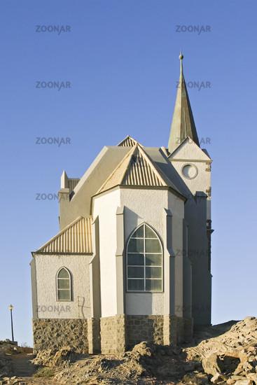 Church on Rocks, Namibia, Africa
