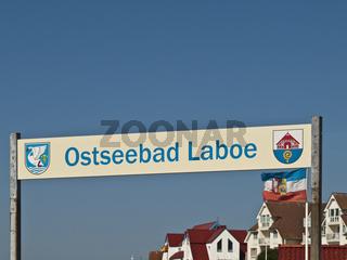 Ostseebad Laboe