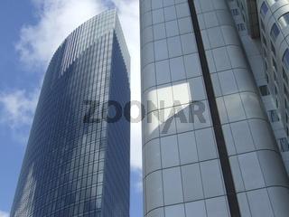 Dresdner Bank und Skyper