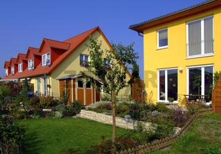 Reihenhäuser / private residential