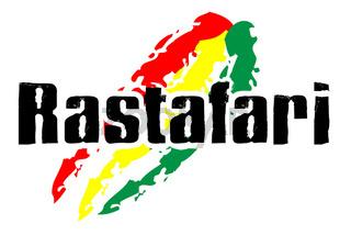 Rastafari Flag - red yellow green