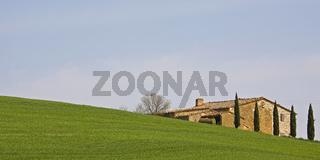Toskanisches Landgut / Tuscany