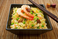 Chinese Food Special Yangchow Fried Rice