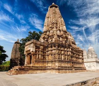 Vaman Temple in Khajuraho
