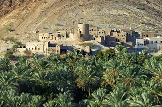 Bergdorf Birkat al Mawz, Sultanat Oman
