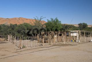 Wohnhaus der Nama