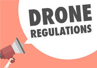 Loudspeaker Drone Regulations