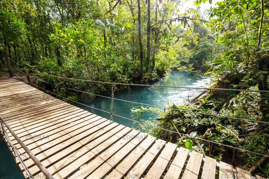 Bridge in Costa Rica