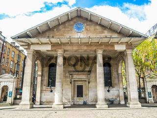 St Paul Church, London HDR