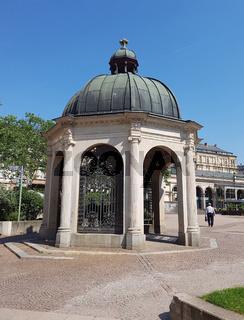 Kochbrunnentempel, Kochbrunnen, Wiesbaden