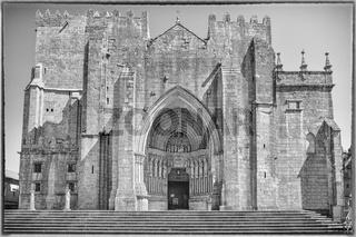 Kathedrale von Tui, Camino de Santiago, Spanien