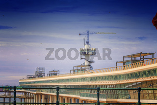 The pier of Scheveningen