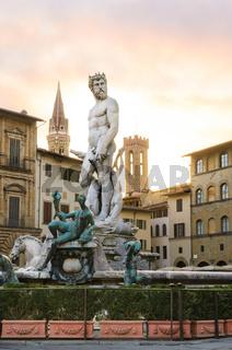 Fontana del Nettuno, Firenze