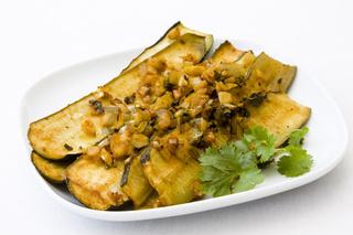 Marinierte Zucchini - Marinated Zucchini