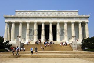 Lincoln Memorial, Washington, USA