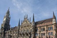 München Rathaus komplett
