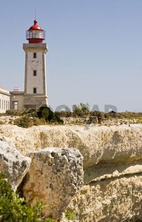 Farol de Alfanzina, Algarve, Portugal