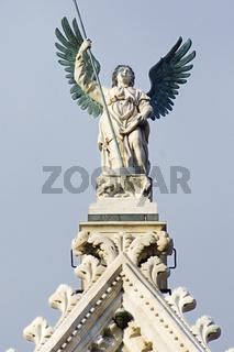 Siena Dom Santa Maria