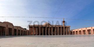Exterior view to Kuwait Grand Mosque Kuwait-city, Kuwait