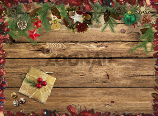 Congratulations on the Christmas background image. 3D rendering.