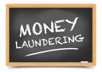 Blackboard Money Laundering