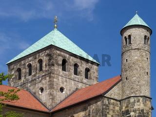 Hildesheim - St. Michaelis Kirche, Deutschland