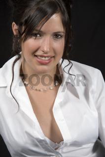 Portrait einer Frau, portrait, woman