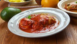 Nigerian Chicken Stew
