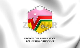 3D Flag of the O'Higgins Region