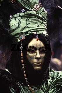 Masken 005. Venedig