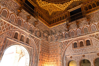 Spanien, Sevilla, Alcazar
