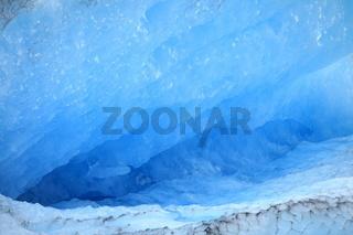 Nigardsbreen Gletschereis Norwegen