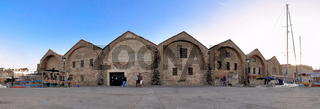 Venezianische Werfthallen Chania, Kreta