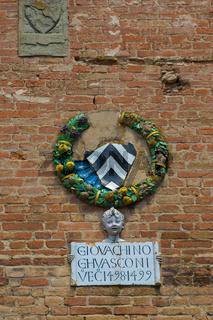 Certaldo Alto in der Toskana, Italien - Certaldo Alto in tuscany, Italy
