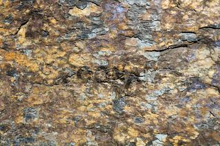 Steinwand Schiefer