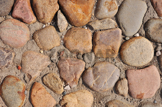Stone and cement