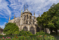 Notre Dame de Paris cathedral - France