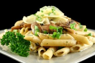Mushroom Pasta 3