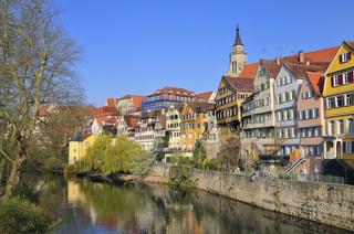 Neckarfront Tübingen Tuebingen